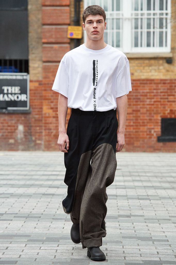 CHALAYAN FALL 2020MENSWEAR COLLECTION AT LFW