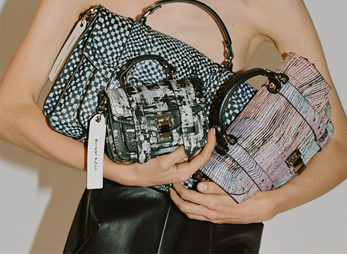 PROENZA SCHOULER X HARMONIE KORIN LIMITED-EDITION COLLECTION
