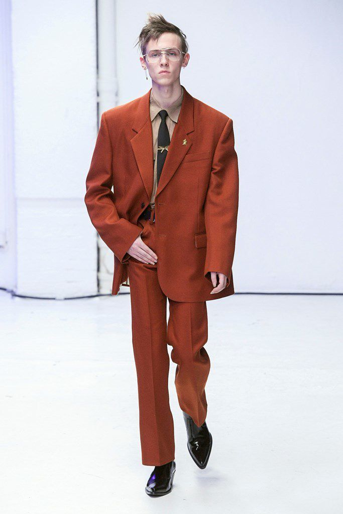 SANKUANZ FALL 2020 MENSWEAR COLLECTION AT PFW
