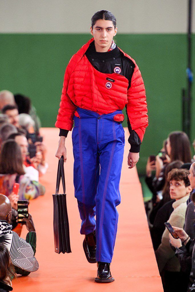 Y/PROJECT FALL 2020 MENSWEAR COLLECTION AT PFW