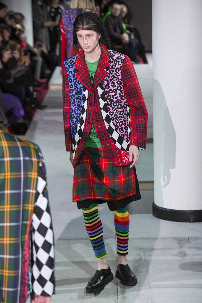 COMME DES GARÇONS HOMME PLUS FALL 2020 MENSWEAR COLLECTION AT PFW