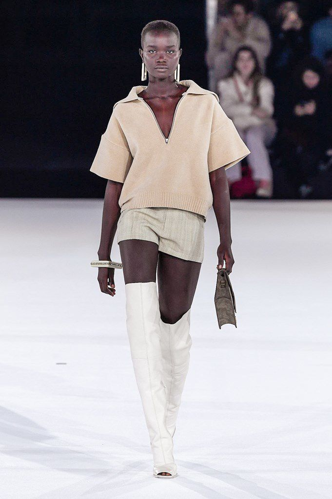 JACQUEMUS FALL 2020 MENSWEAR COLLECTION AT PFW