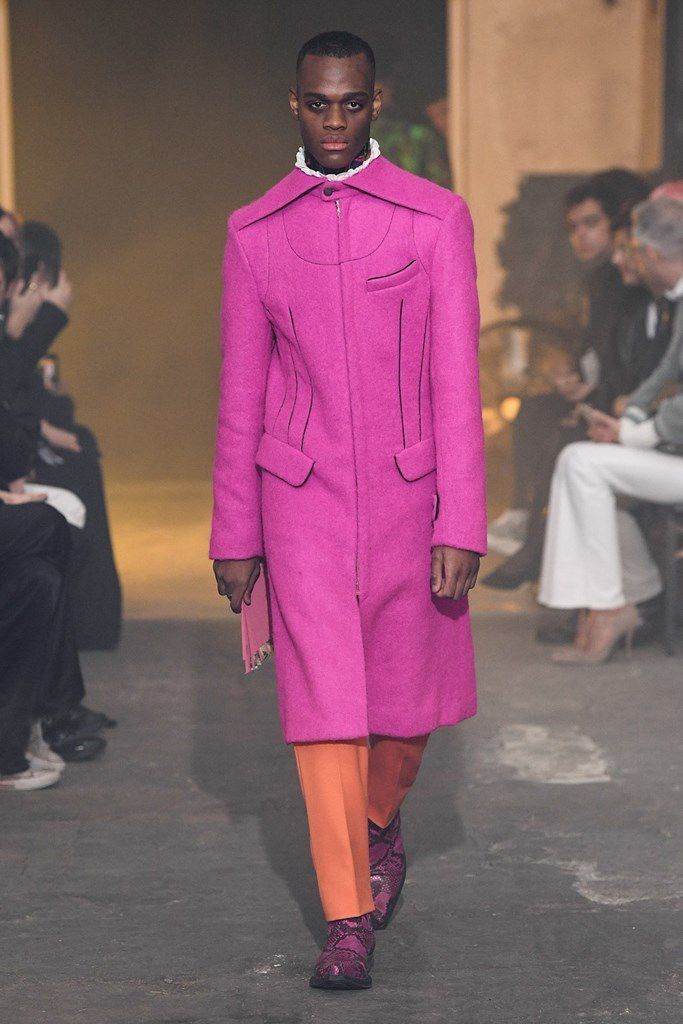 PALOMO SPAIN FALL 2020 MENSWEAR COLLECTION AT PFW