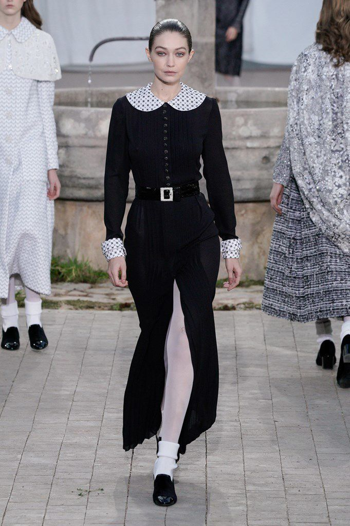 CHANEL SPRING 2020 HAUTE COUTURE COLLECTION, PFW