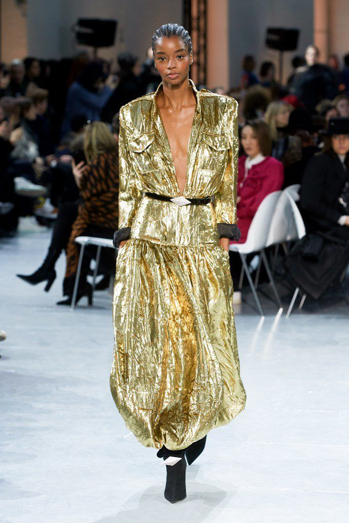 ALEXANDRE VAUTHIER SPRING 2020 COUTURE COLLECTION PFW