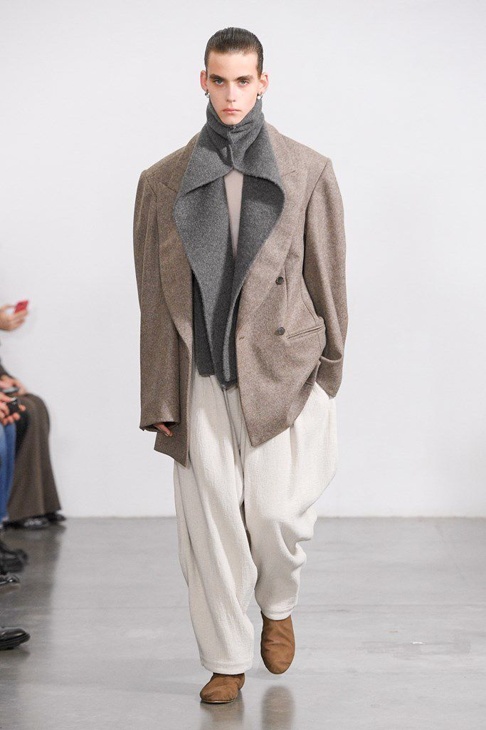HED MAYNER FALL 2020 MENSWEAR COLLECTION PFW
