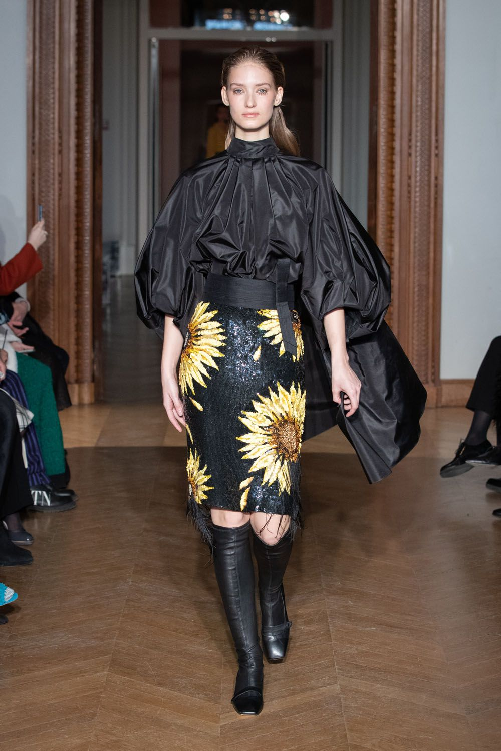 YANINA SPRING 2020 COUTURE COLLECTION, PFW