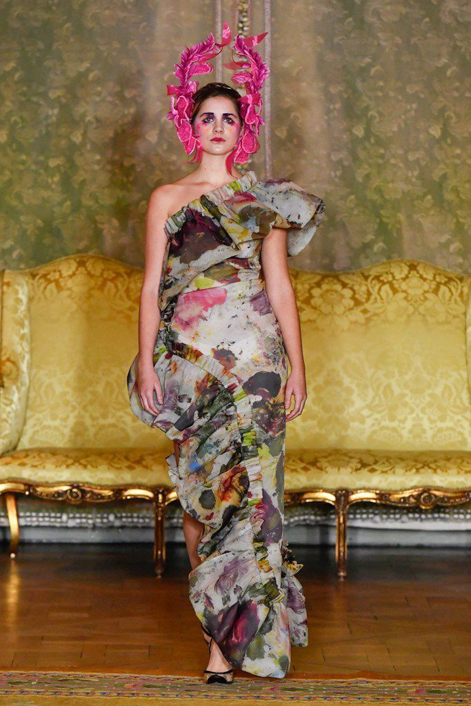 JUANA MARTIN SPRING 2020 COUTURE COLLECTION, PFW