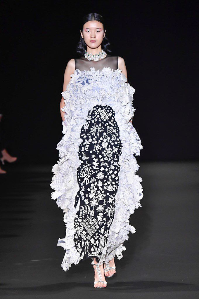 RAHUL MISHRA SPRING 2020 COUTURE COLLACTION, PFW
