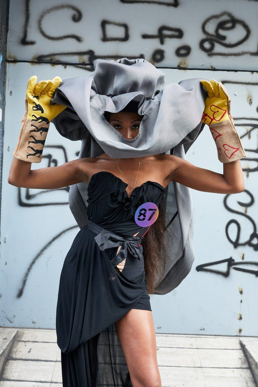 NAOMI CAMPBELL STARS IN VIVIENNE WESTWOOD SPRING 2020 CAMPAIGN FILM