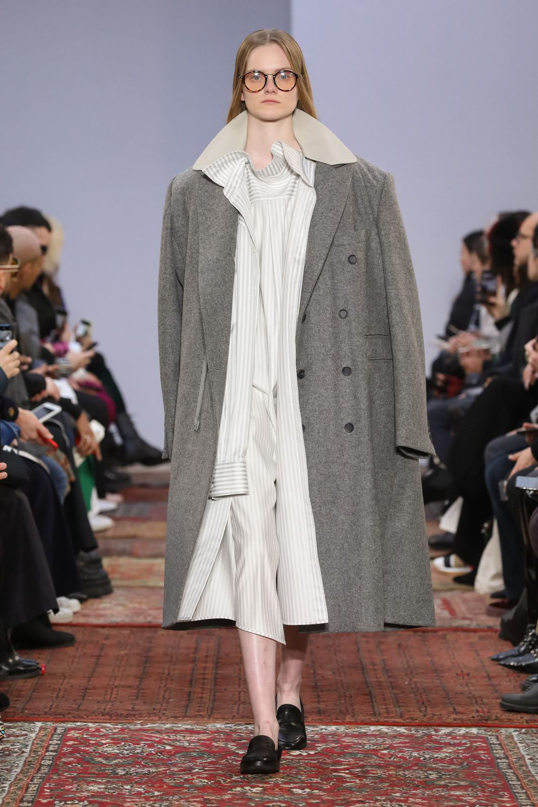 MOOHONG FALL WINTER 2020 RTW COLLECTION AT PFW