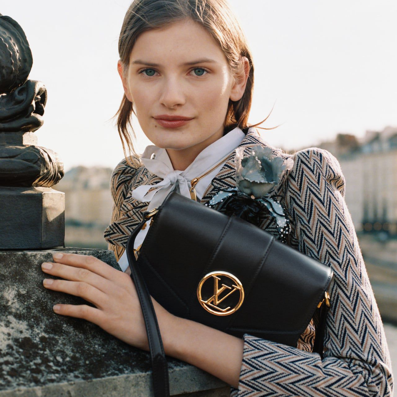A NEW CLASSIC, THE LV PONT 9 BAG by LOUIS VUITTON