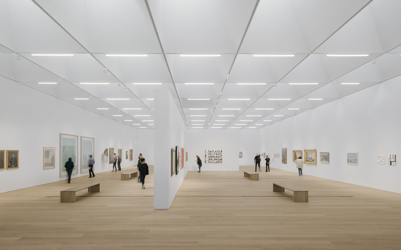 MUSEE CANTONAL DES BEAUX ARTS DE LAUSANNE by BAROZZI VEIGA ARCHITECTS