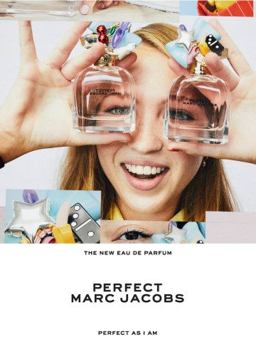 INTRODUCING A NEW FRAGRANCE, 'PERFECT' by MARC JACOBS