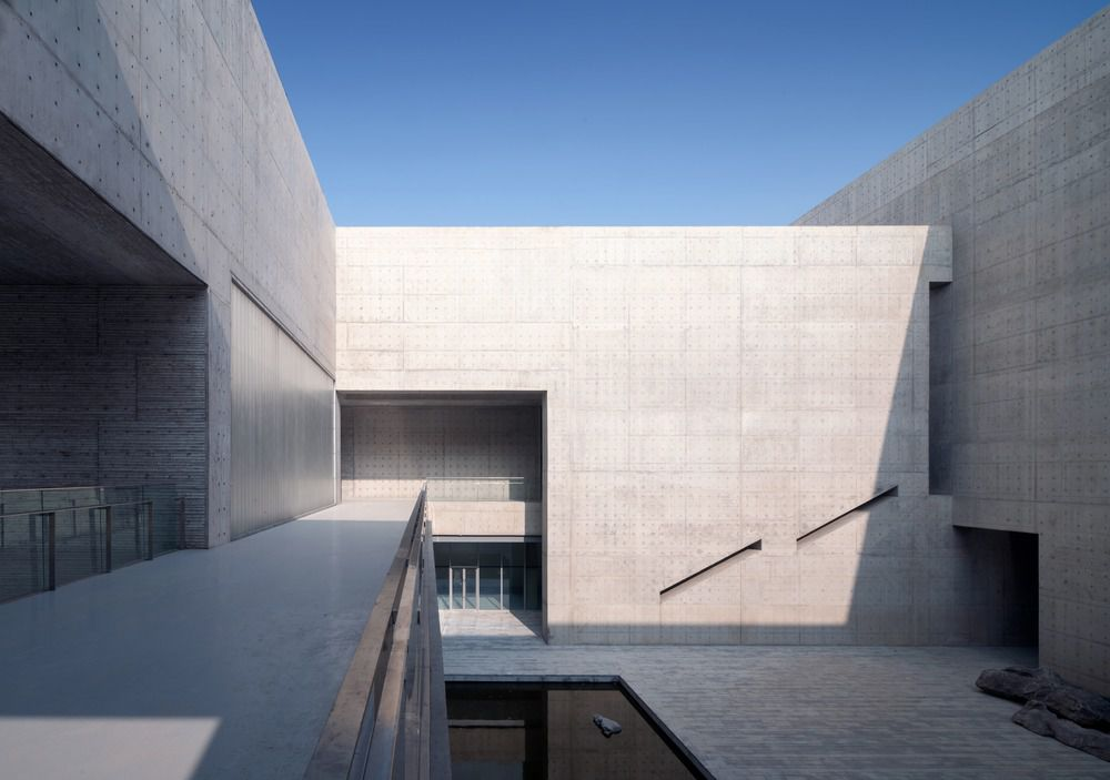 SHOU COUNTY CULTURE AND ART CENTER, BY STUDIO ZHU-PEI