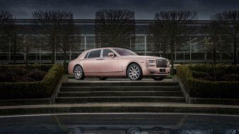 Roll Royce Phantom VIII pour juillet prochain