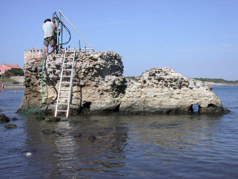 Des bétons romains de 2000 ans ultra-résistants