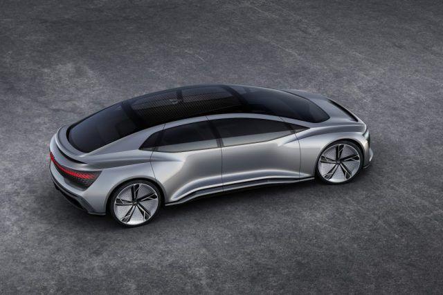 Concept-car Audi Aicon