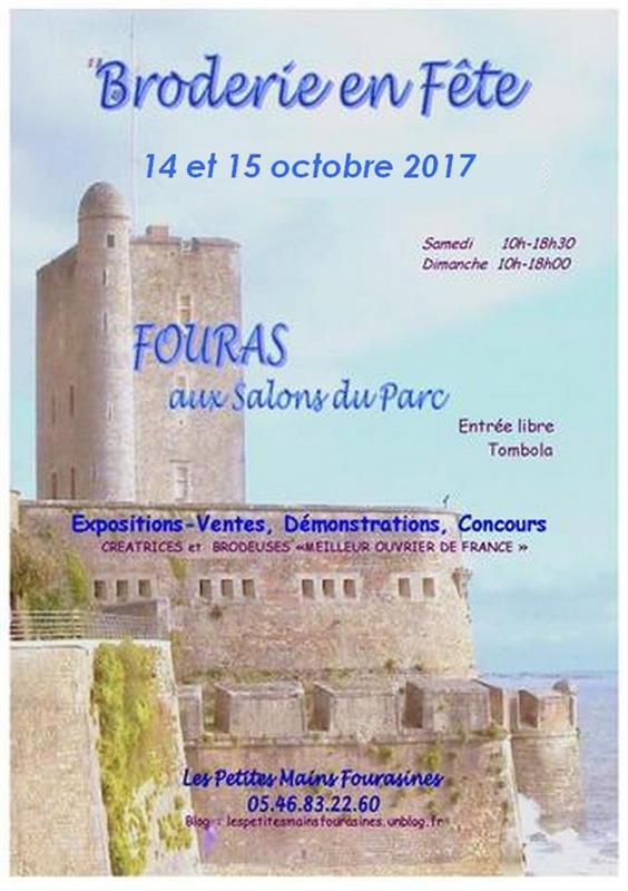 Salon Fouras (17) du 14 au 15 Octobre