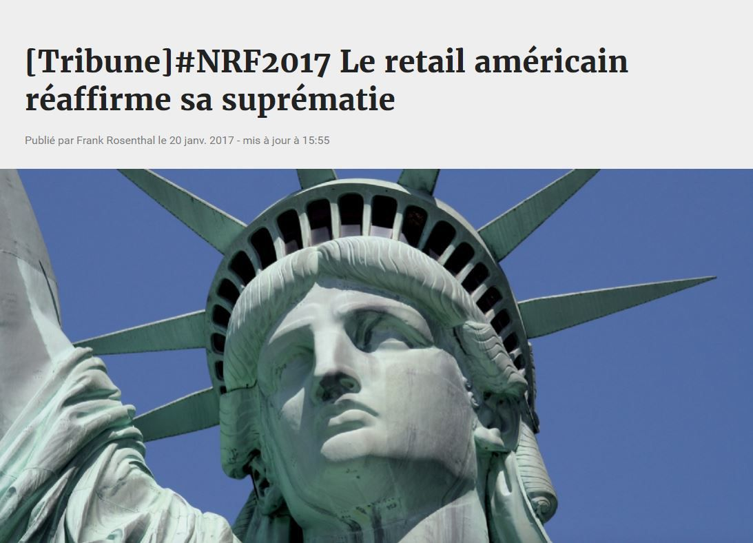 Tribune e-Marketing : la suprématie du retail américain