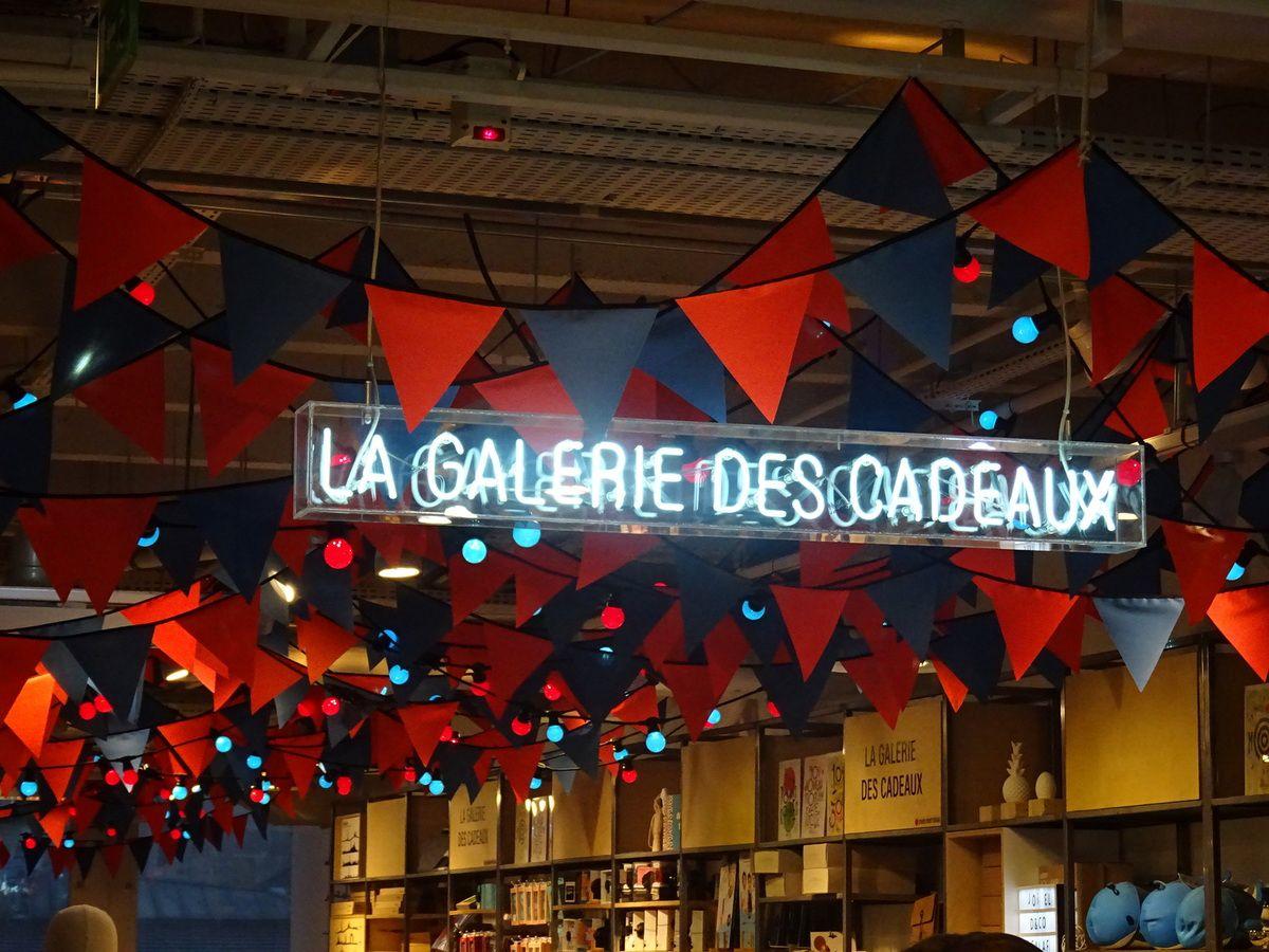 ça bouge à Paris (8) : le Noël spectaculaire des Galeries Lafayette