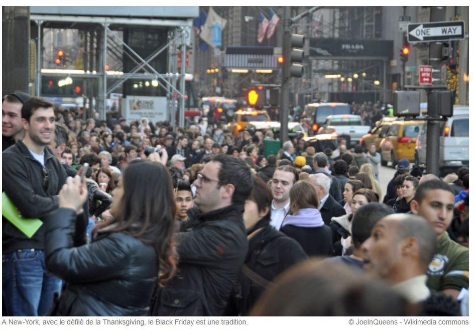 Dans les médias (15) : Spécial Black Friday : L'Usine Digitale