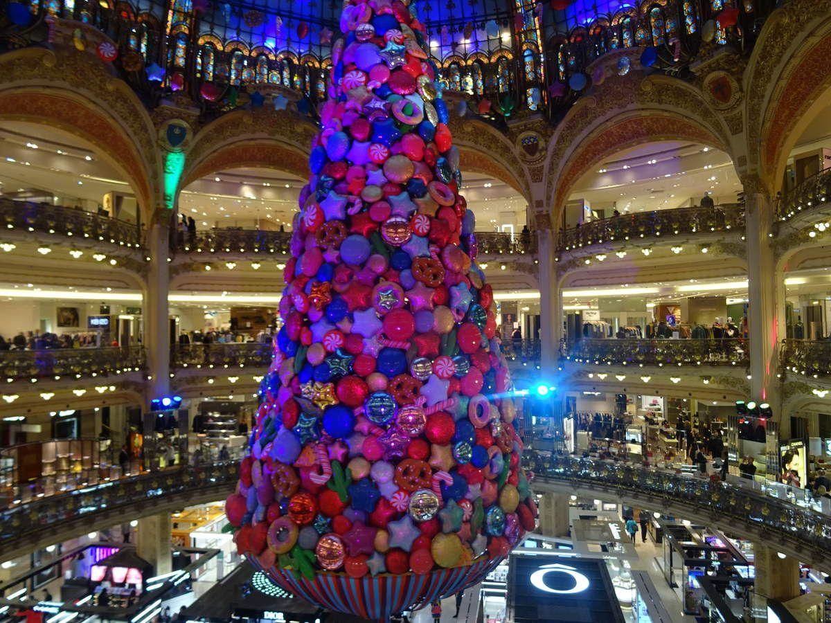 Bon Noël à tous des Galeries Lafayette et rendez-vous en 2018 !