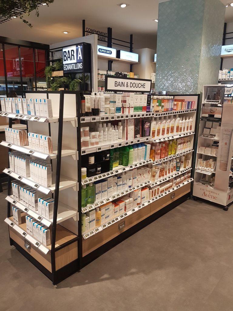Quoi de neuf dans le commerce (6) : Monoprix ouvre son drugstore beauté