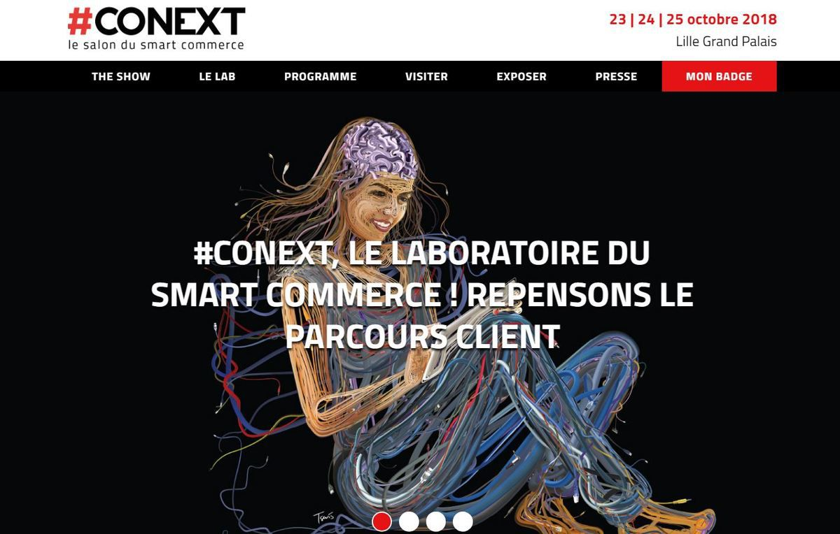 Conext 2018 : le magasin le plus innovant de Manhattan ?