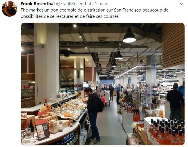 Retail Tweets n°80 : les magasins innovants de San Francisco (4) : The Market