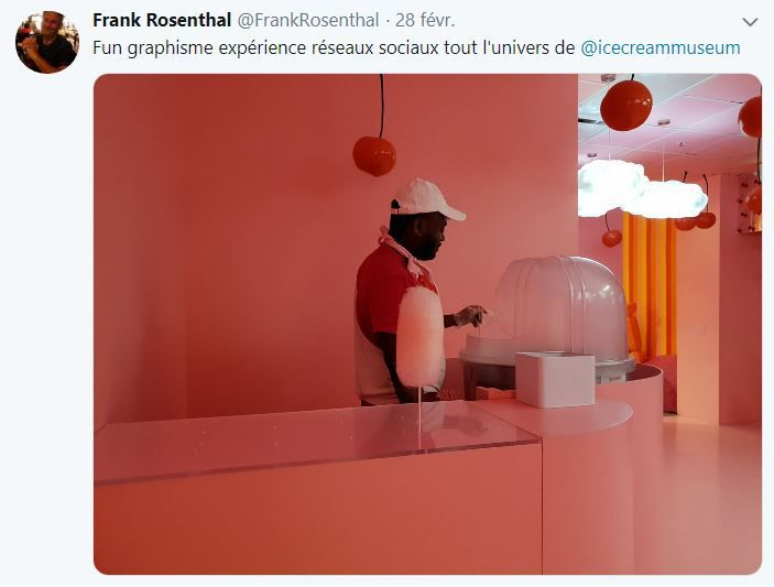 Retail Tweets n°77 : les magasins innovants de San Francisco (1) : Museum of Ice Cream