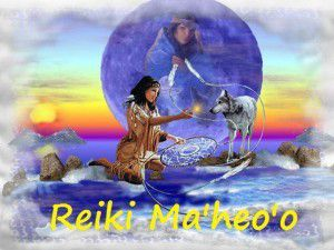 Initiation au reiki Ma'Heo'o