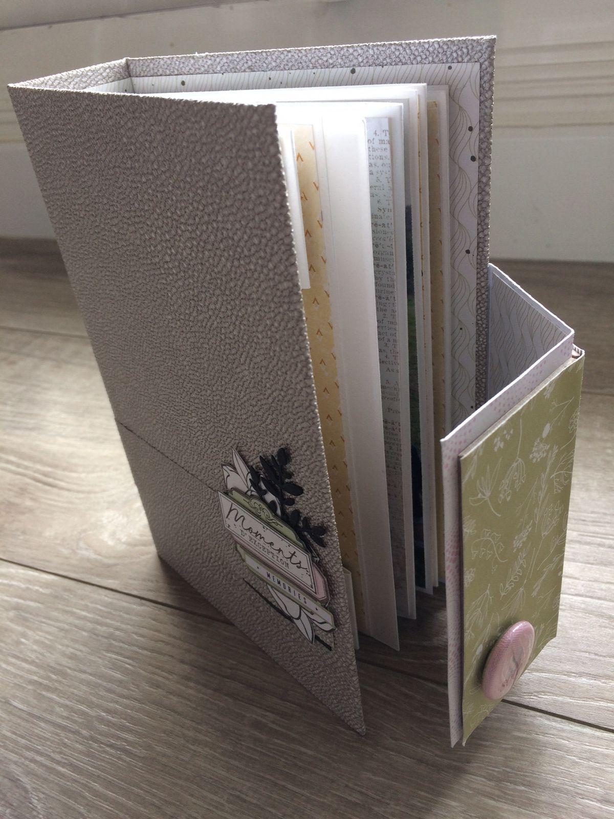 """Visuels de mon album """"Moments d'exception"""" et tutoriel en vente"""