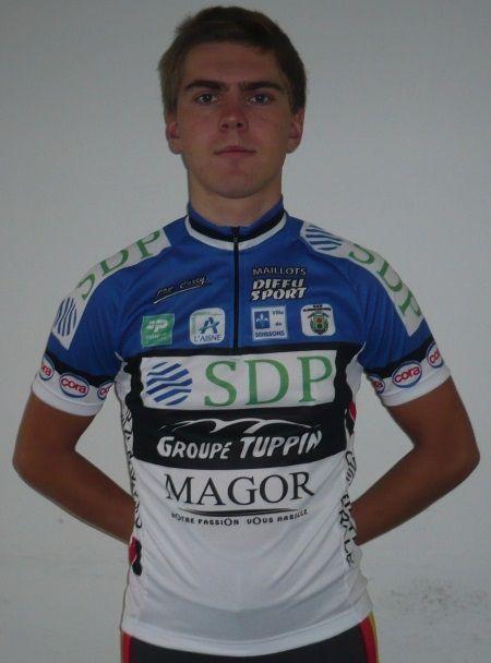 L'Estonien Risto Raid, vainqueur en 2016 (Photo CC Villeneuve-St-Germain)
