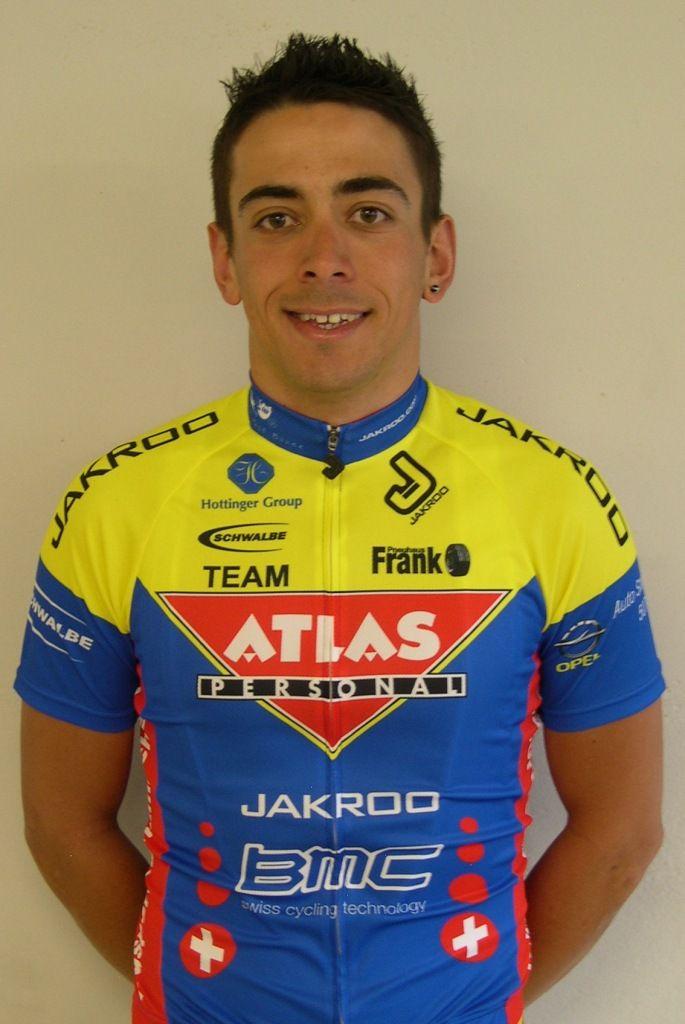 Martial Roman, vainqueur à Villejésus en 2016  (Collection Team Atlas)