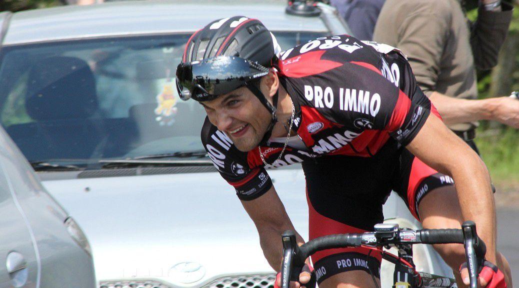 Florent Pereira  (Photo Patrick Dorkel)