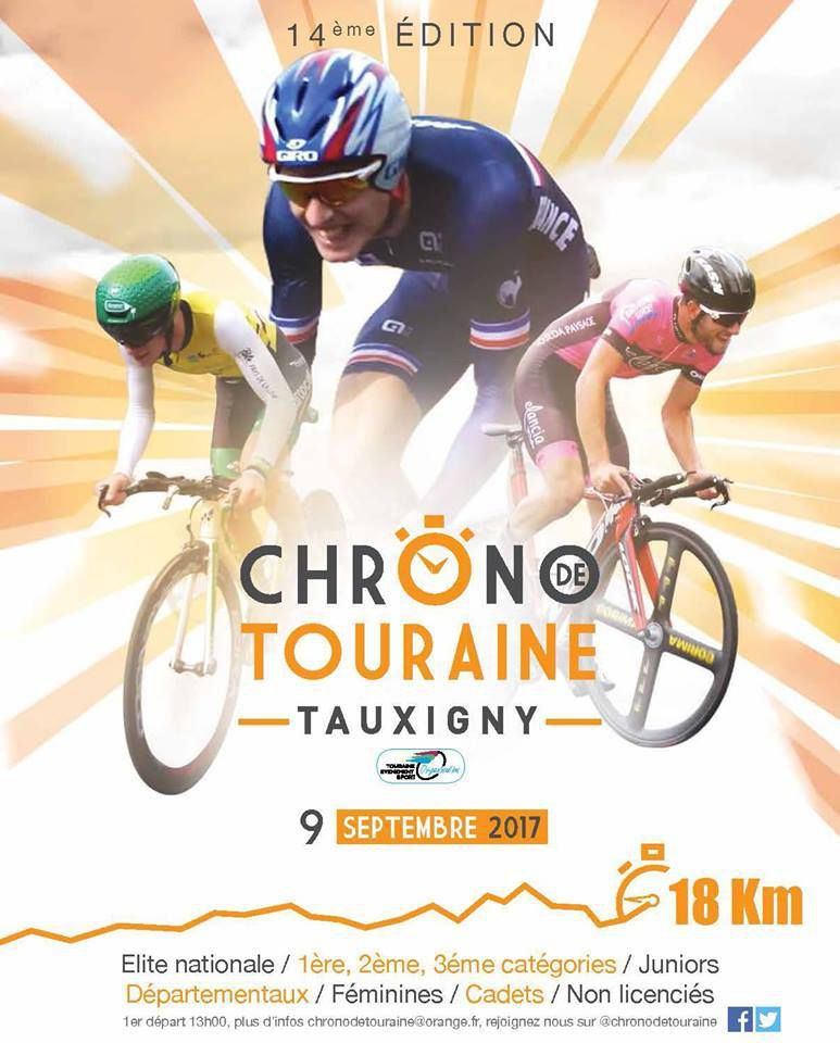 Demain, Chrono de Touraine-Tauxigny