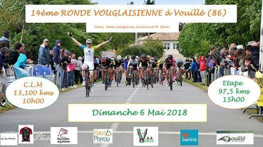 Dimanche, 14ème Ronde Vouglaisienne