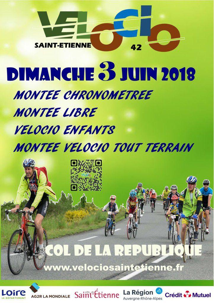 Dimanche, 93ème Vélocio Saint-Etienne