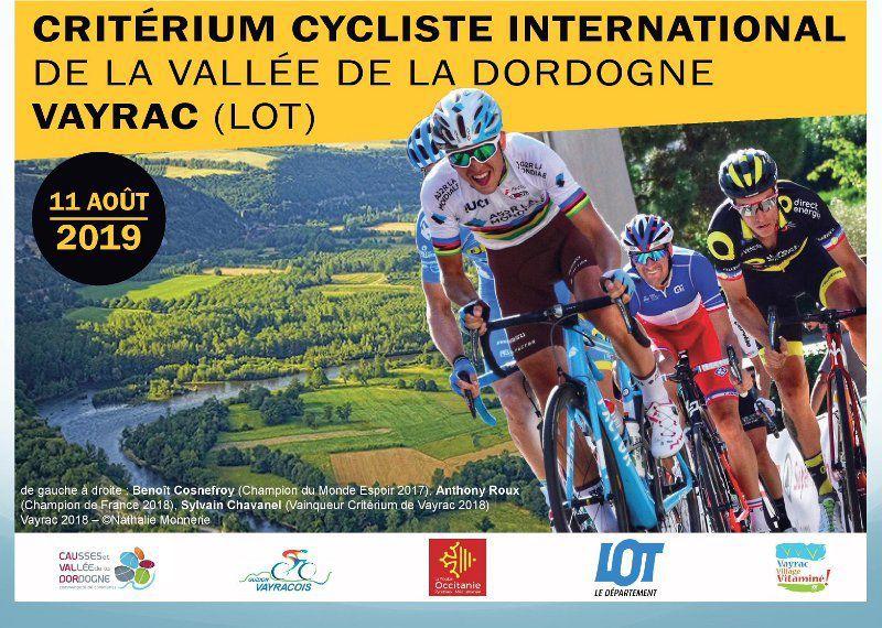 Le calendrier des critériums d'après-Tour