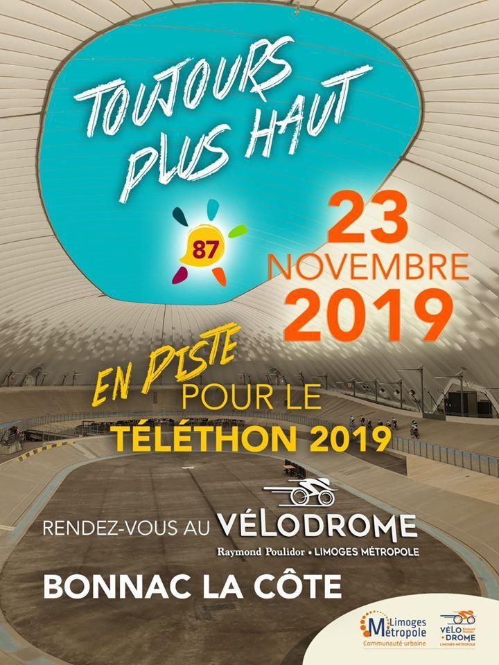 Samedi, journée Téléthon sur la piste Raymond Poulidor
