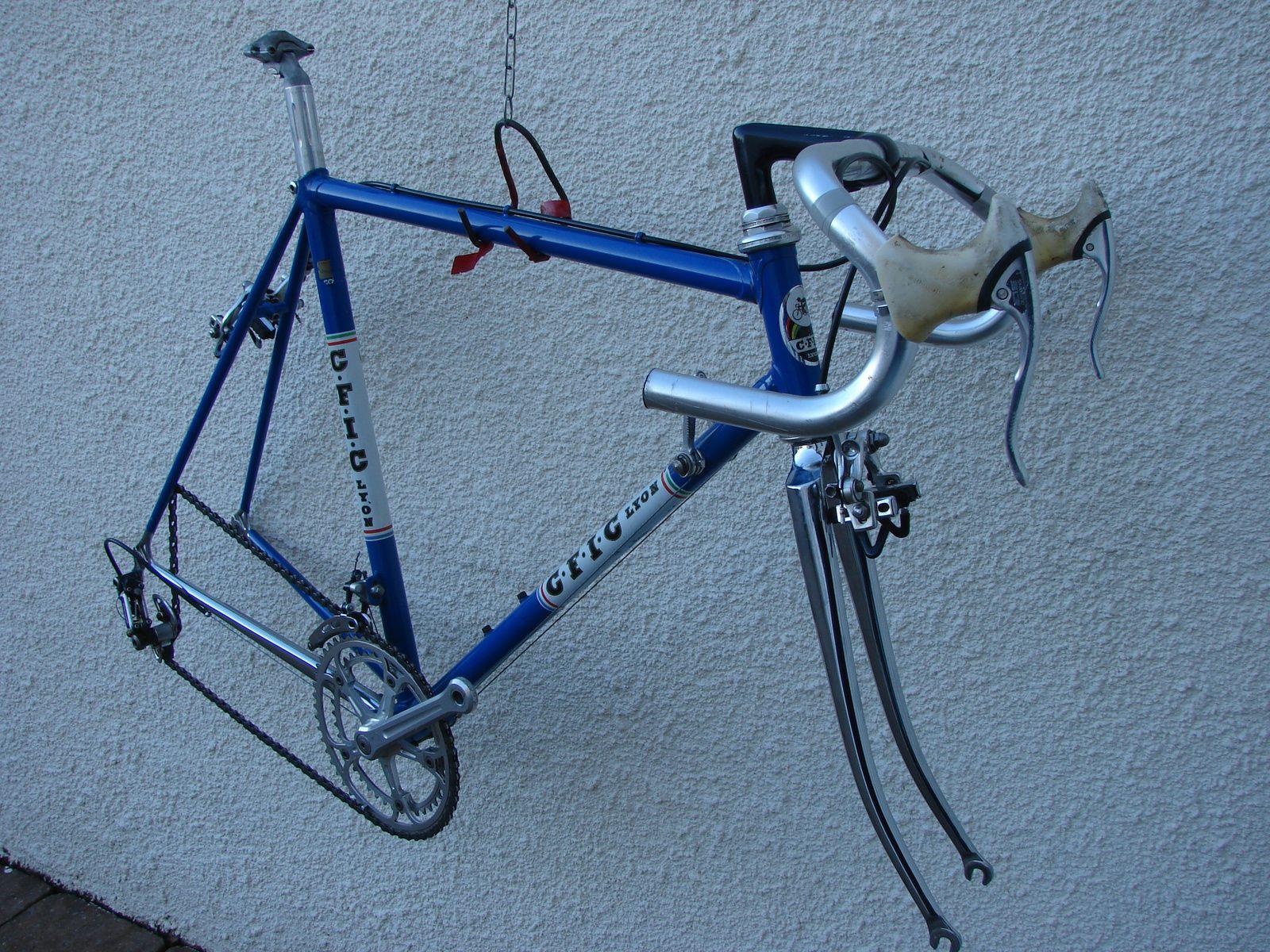 Vente vélo de course vintage