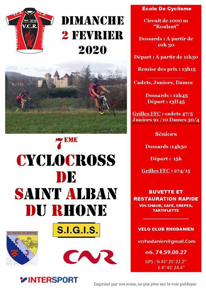 Dimanche, clap de fin à Saint-Alban-du-Rhône