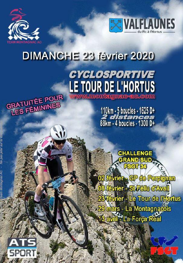 Damien Bonetto contrôle et gagne le Tour de l'Hortus