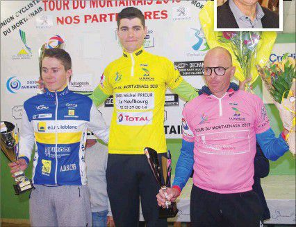 Le podium 2019  (Photo Presse de la Manche)