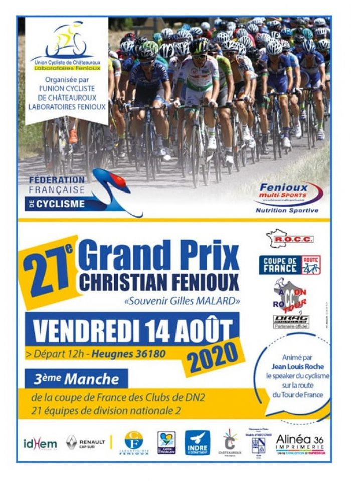 Demain, Grand Prix Fenioux à Heugnes