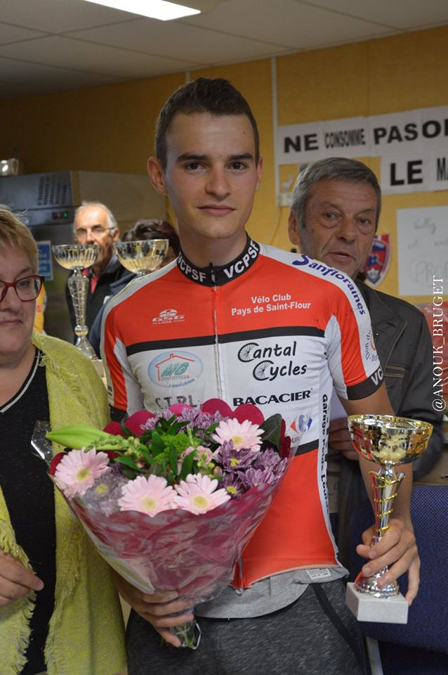Axel Bruget  (photo d'archives Anouk Bruget)