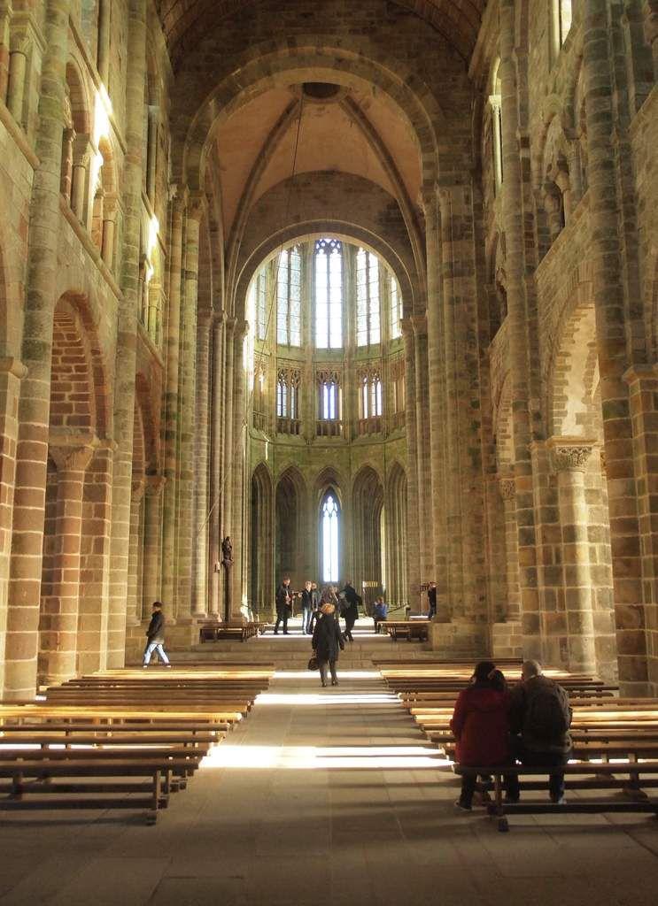 Voyage au Mont-Saint-Michel : partie III