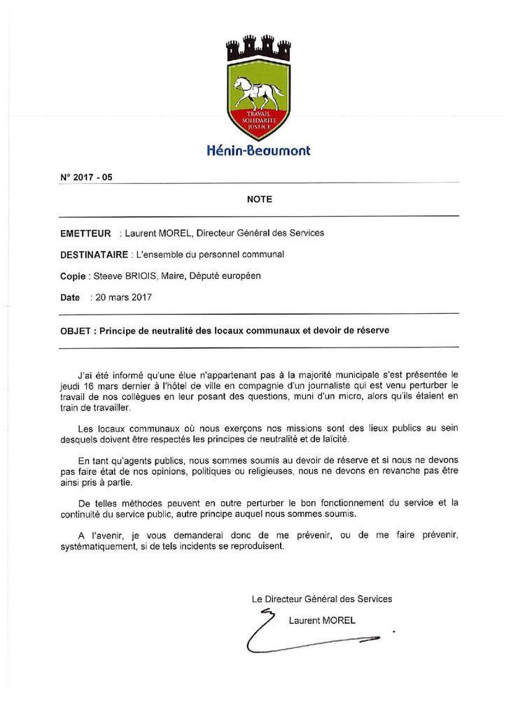 Hénin-Beaumont : la répression continue de s'abattre