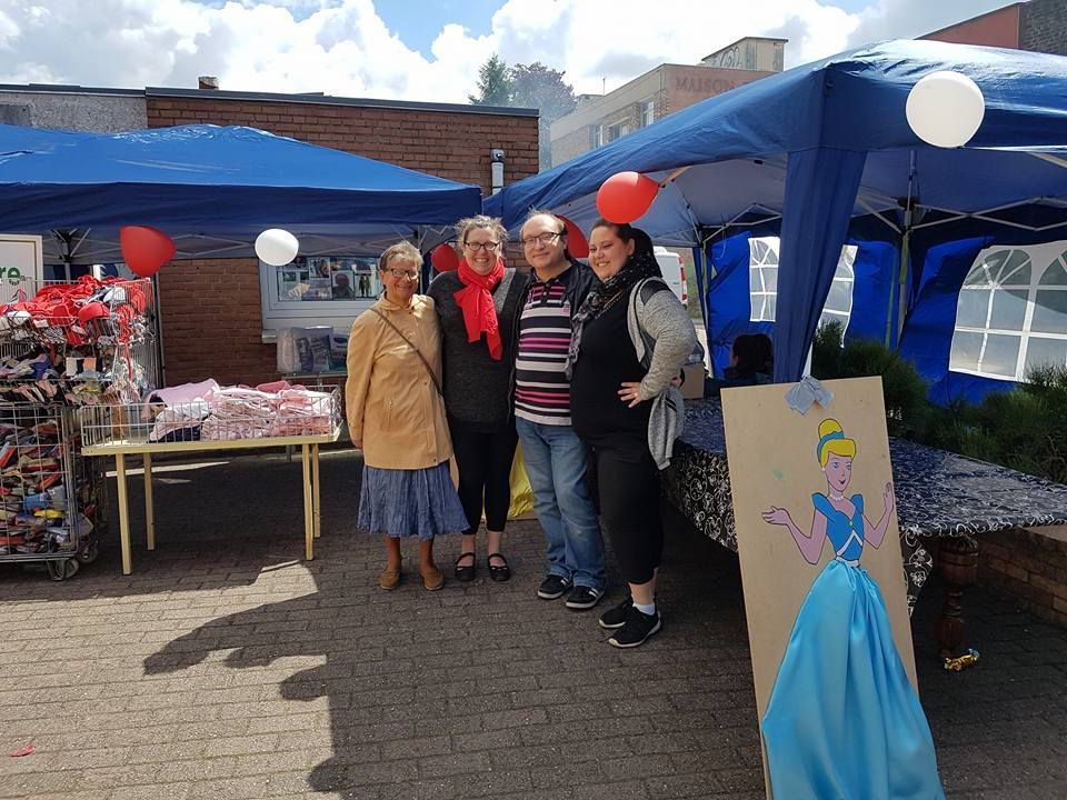 Succès pour la journée portes ouvertes au Secours Populaire d'Hénin-Beaumont